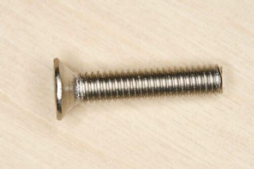 2 mm Skrue Undersænket UH-X 965-0